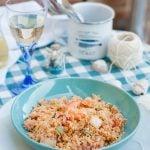 Cous cous di frutti di mare e verdure - ricetta estiva