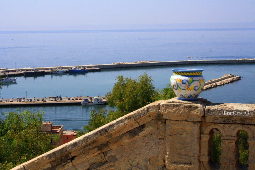 Cous cous con frutti di mare e verdure - Sciacca, Sicilia