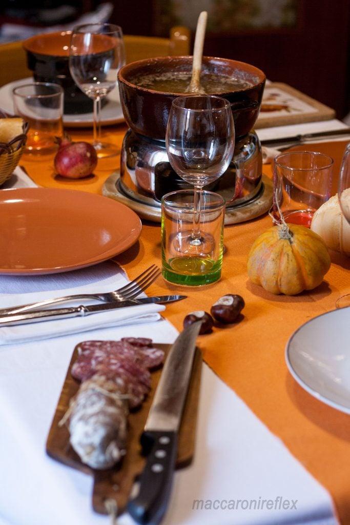 La bagna cauda ricetta tradizionale piemontese - Maccaroni Reflex