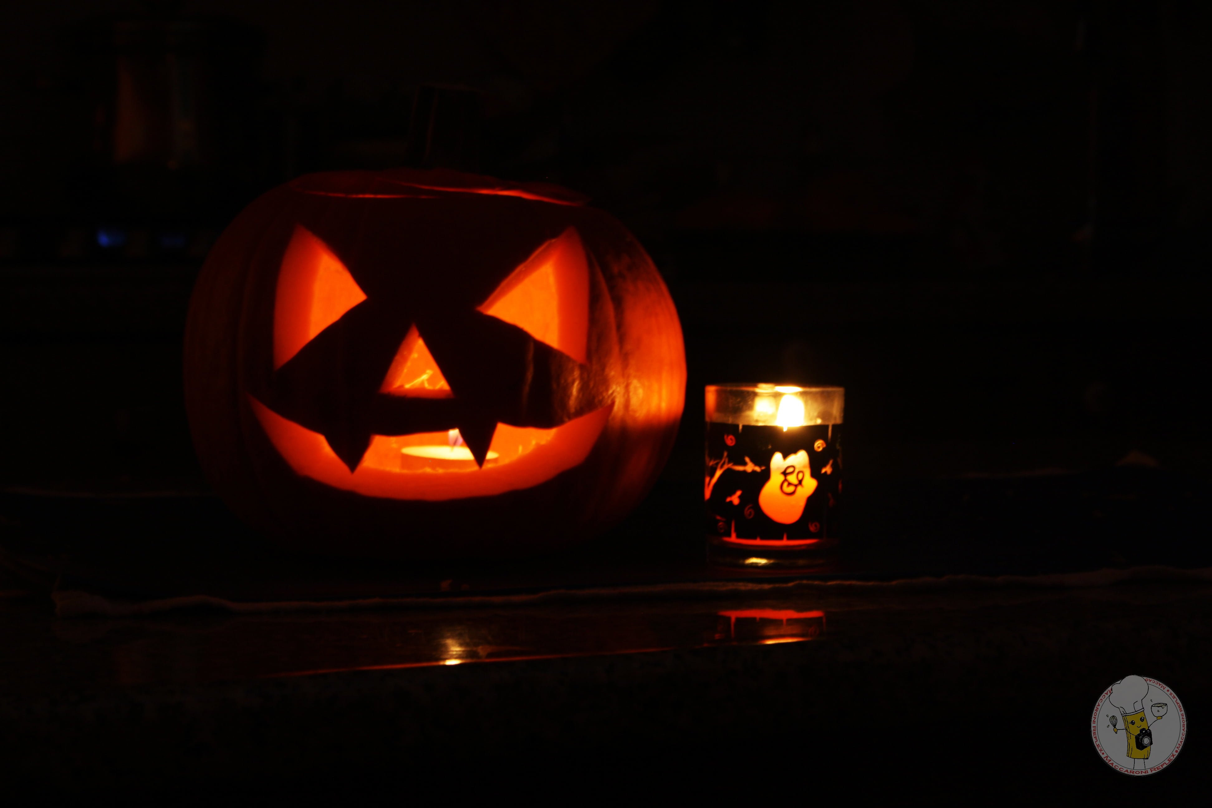 Intagliare una zucca di Halloween