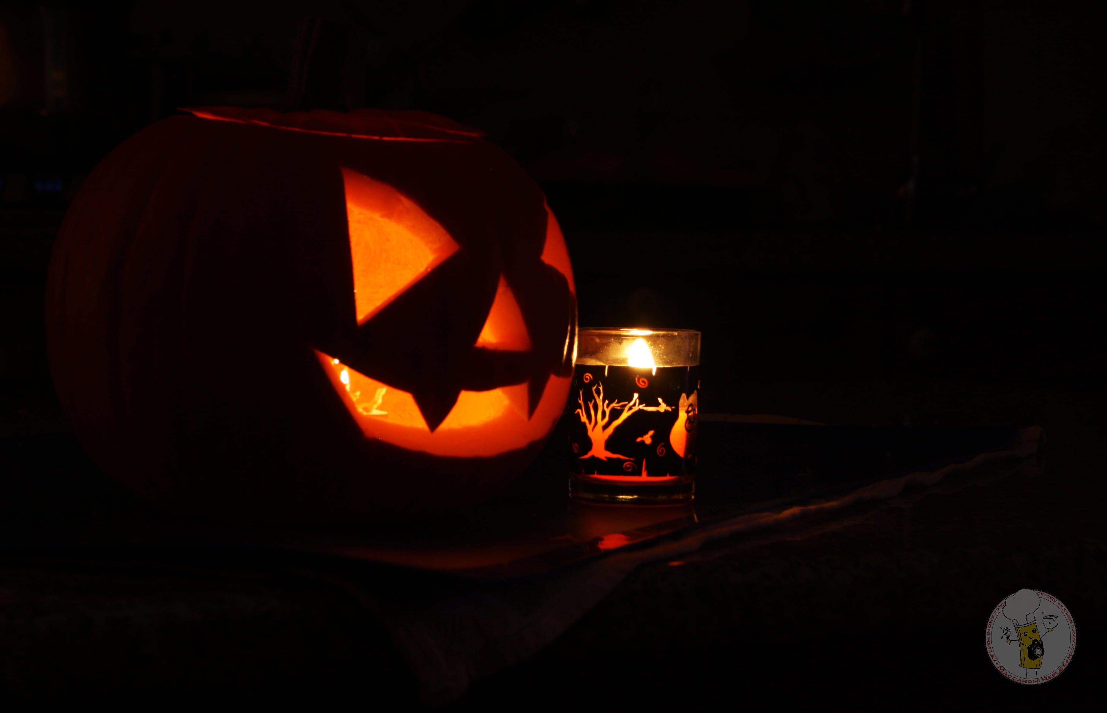 Intagliare Zucca Per Halloween Disegni intagliare una zucca di halloween - maccaroni reflex