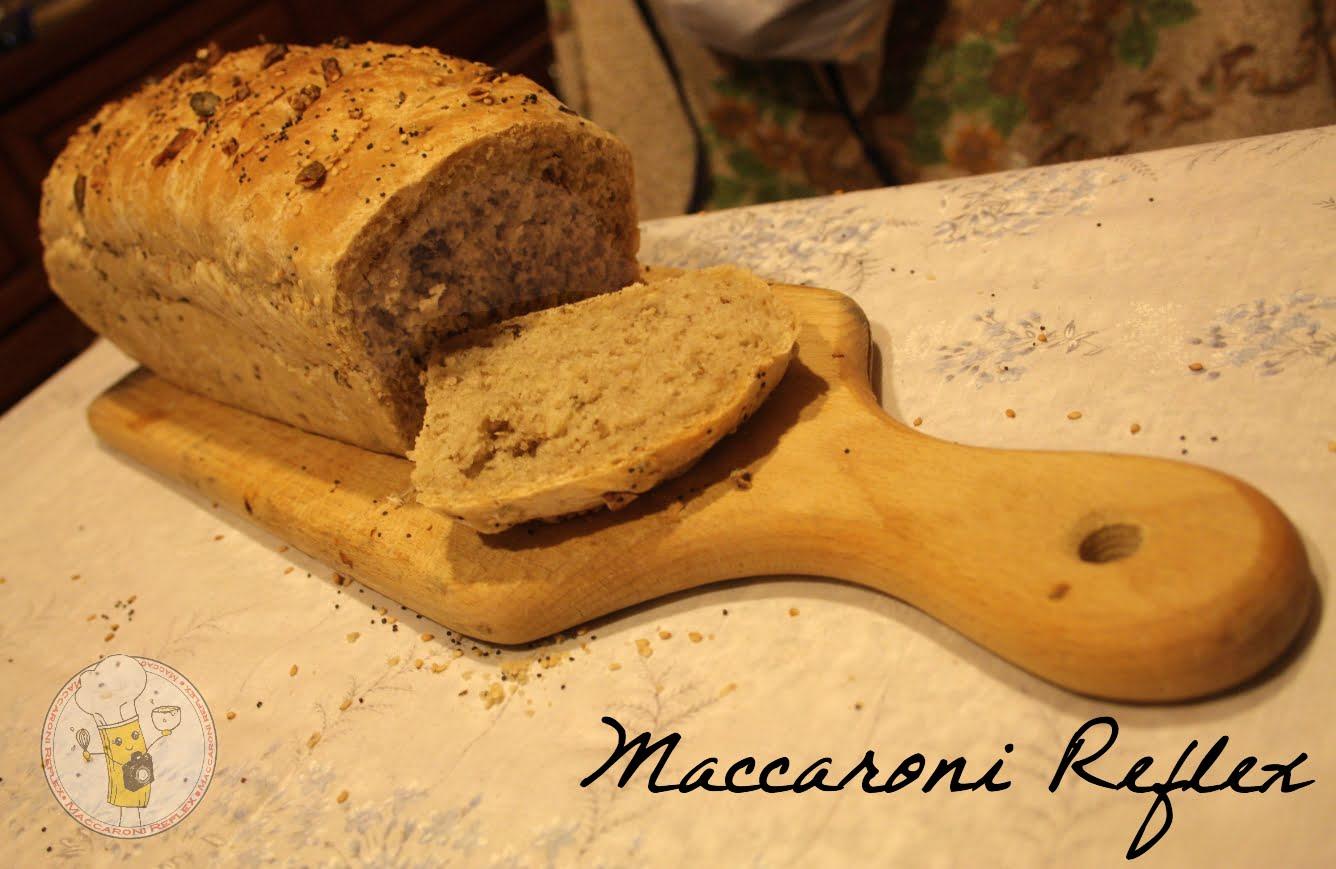 Pane bianco ai semi