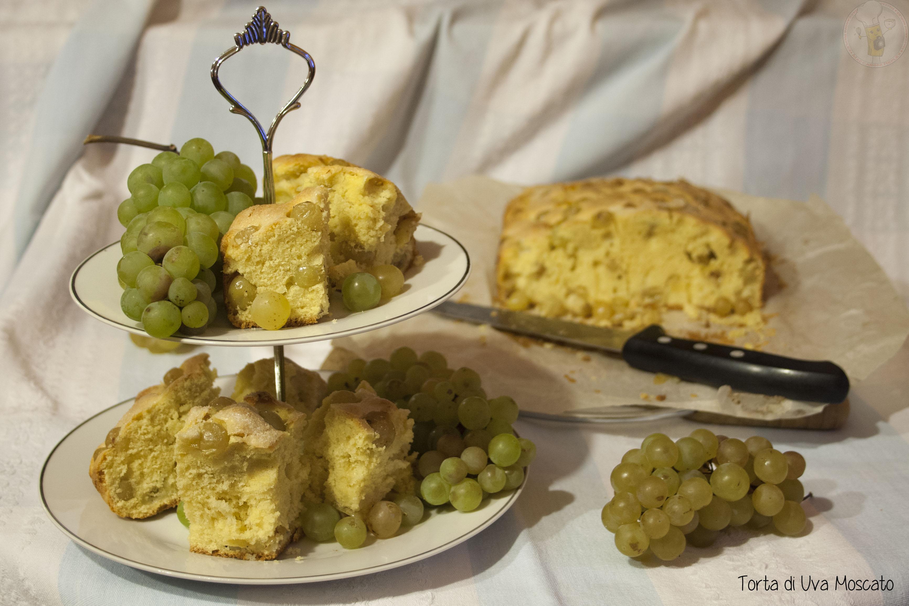 Torta di uva Moscato e una gita ai vigneti di Ricaldone