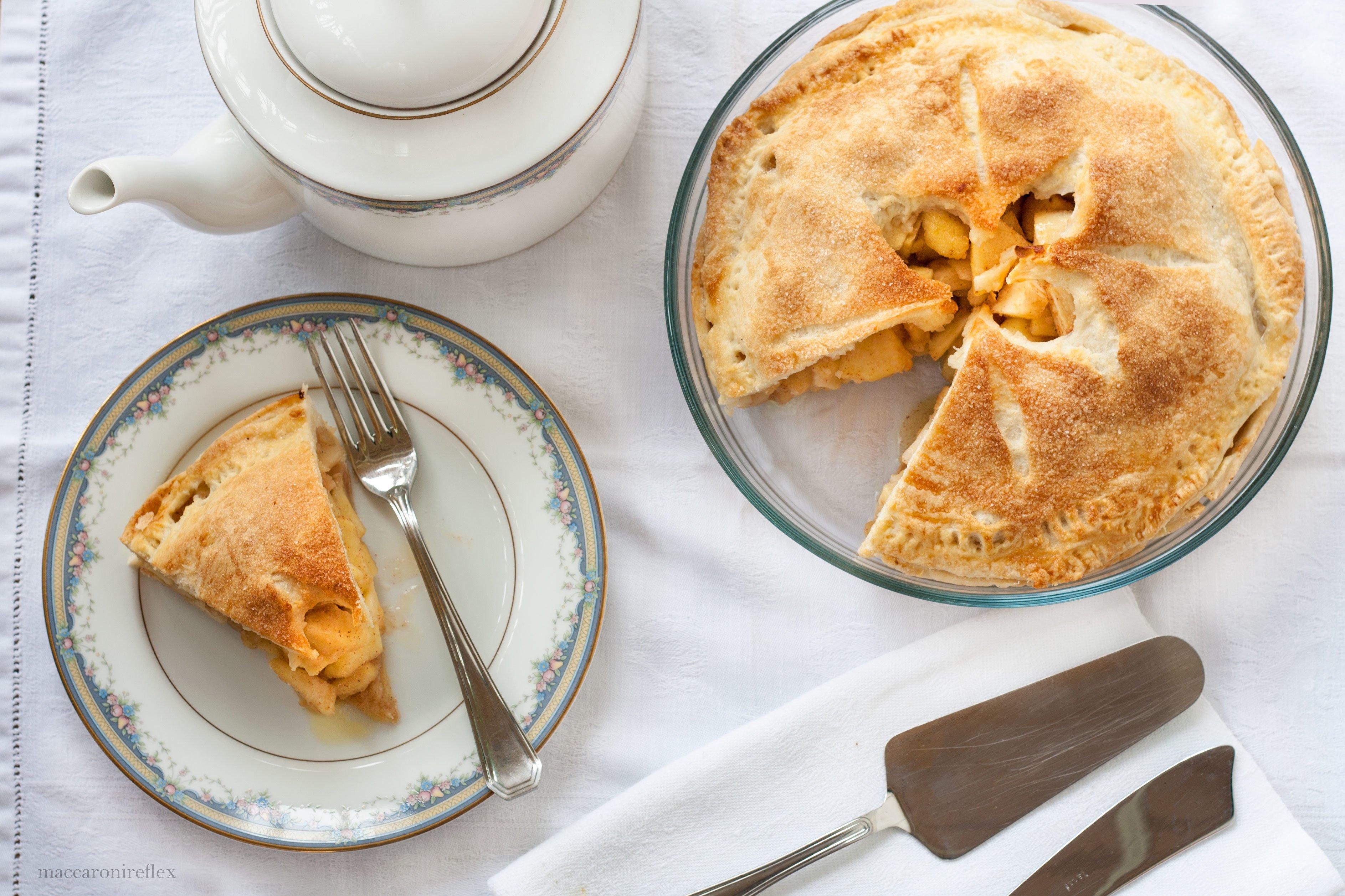 Apple Pie di Nonna Papera