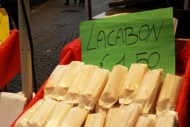 Lacabon di Santa Lucia - Alessandria