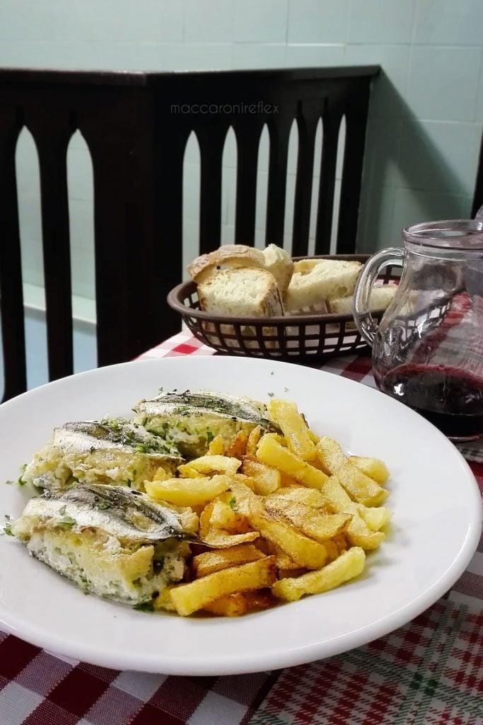 Trattoria da Maria a Genova - specialità genovesi