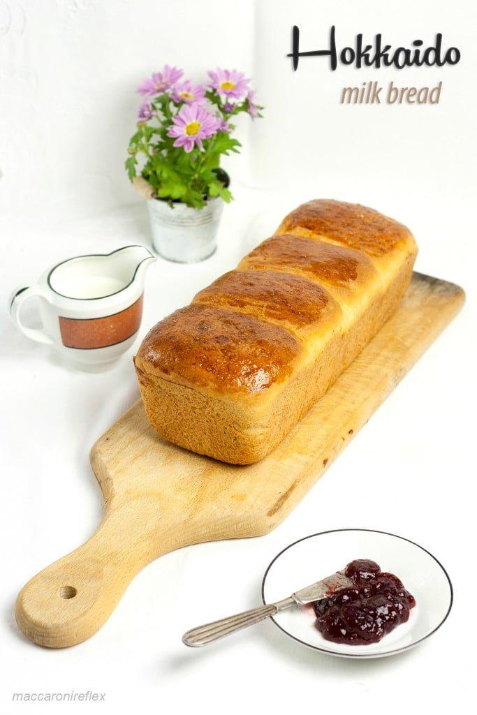 Pane di Hokkaido al latte