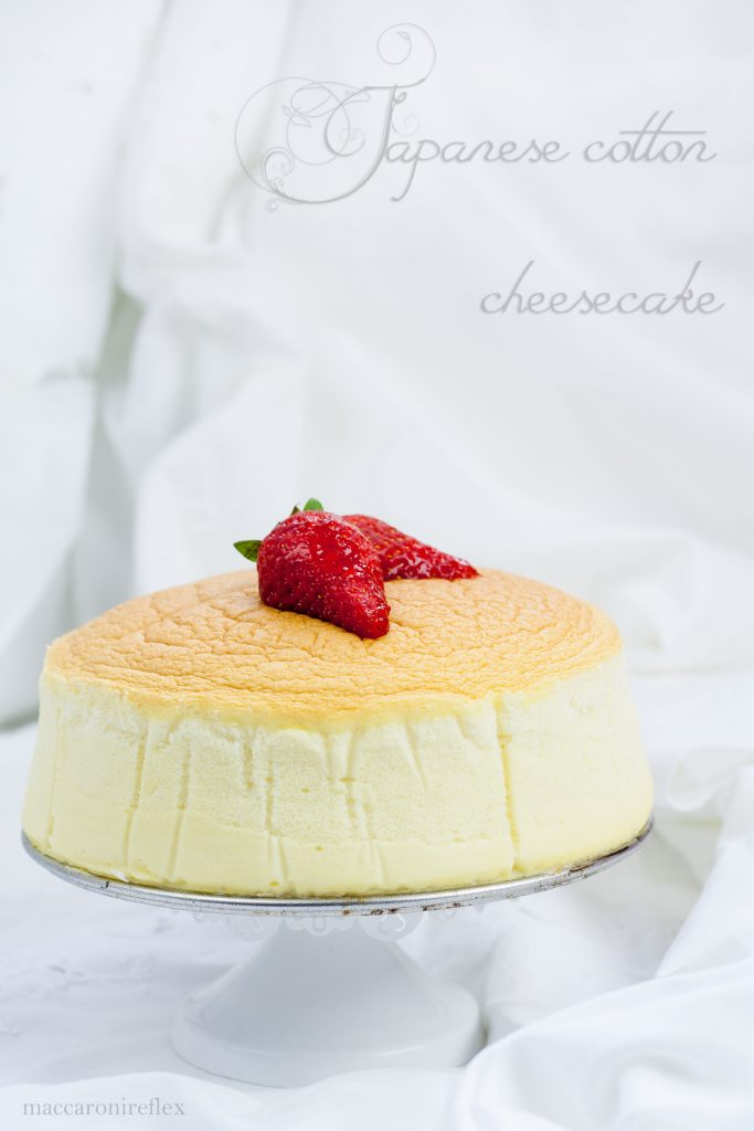 Japanese Cotton Cheesecake