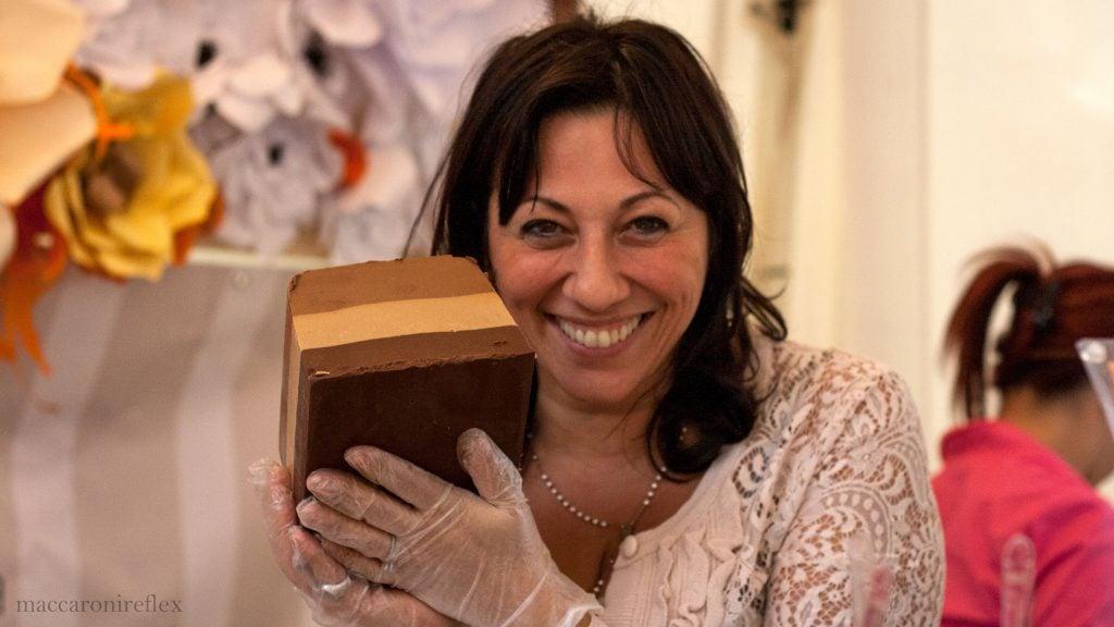 Antonella Dolci ad Alè Chocolate