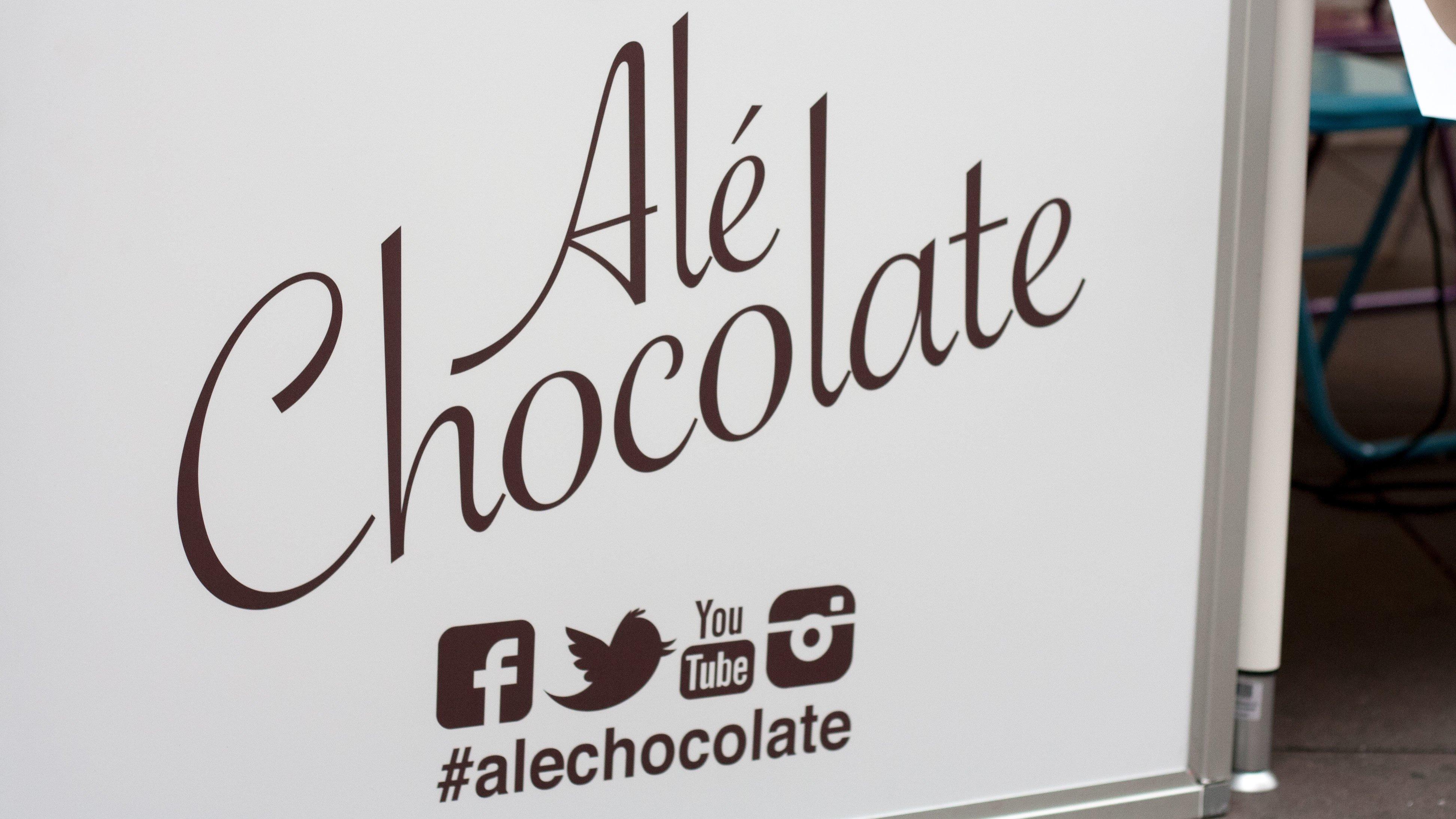 Alé Chocolate – dolcezze per le vie di Alessandria