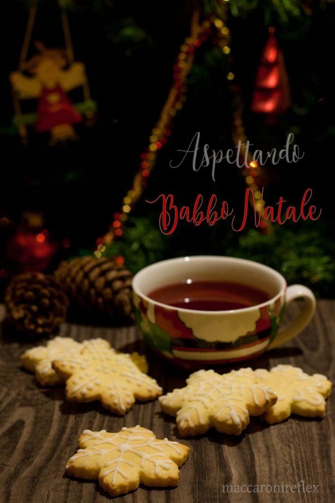 Biscotti natalizi all'arancia - aspettando Babbo Natale