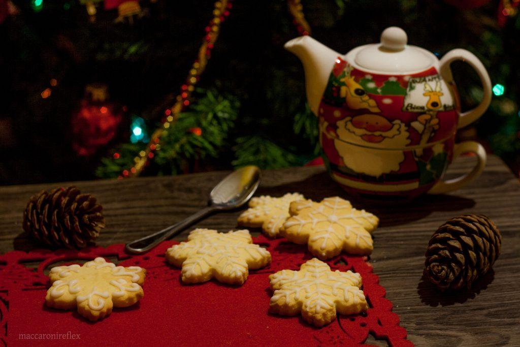 Biscotti natalizi all'arancia - ricetta
