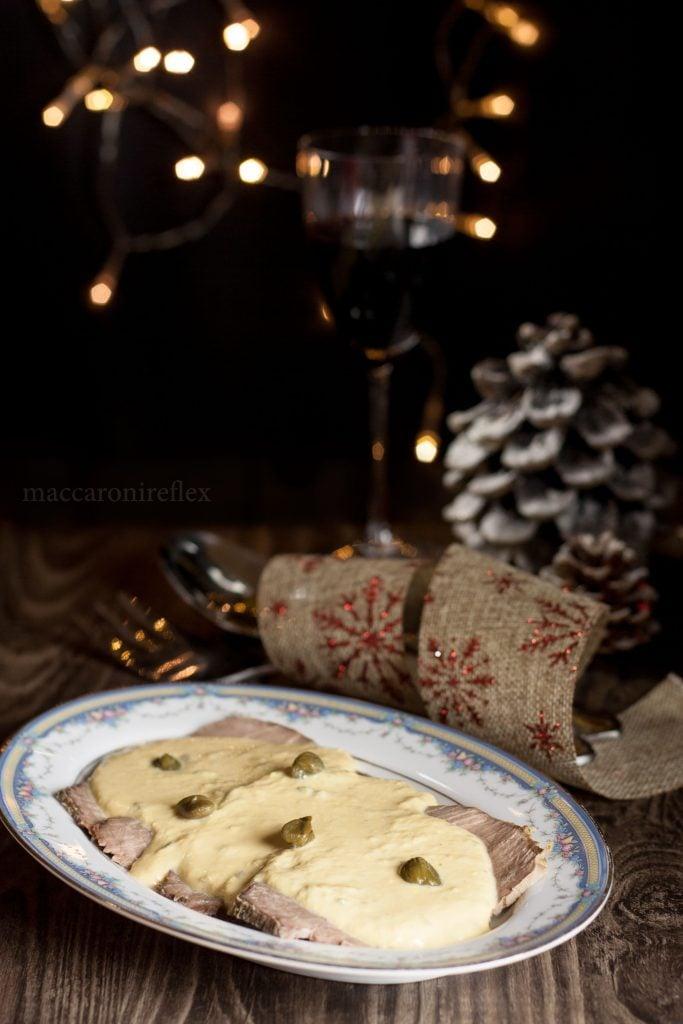 Vitello tonnato alla vecchia maniera - ricetta di Natale