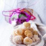 Frittelle di Carnevale senza lievito