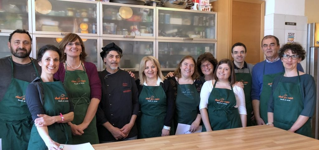 Chef per caso: scuola di cucina a Genova