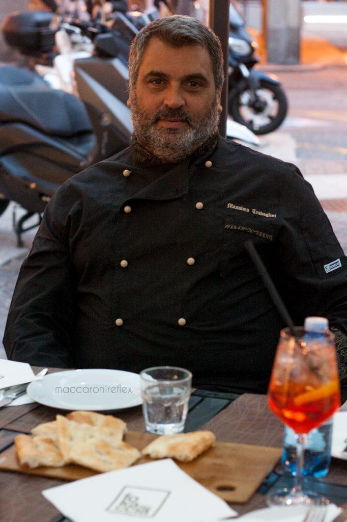 Fokaccia a Genova - Massimiliano Travaglini
