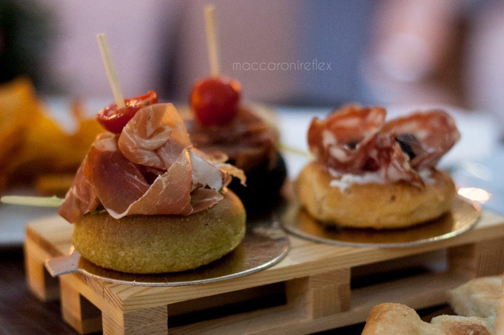 Fokaccia a Genova - focaccine gourmet