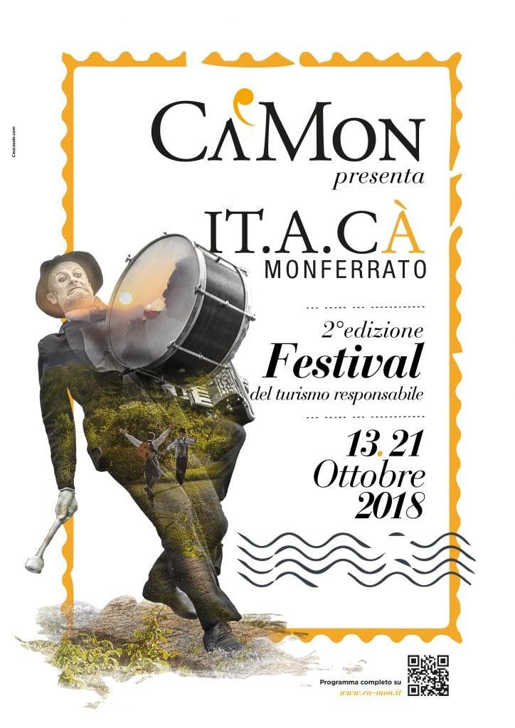 Camon - Festival Itaca Monferrato 2018