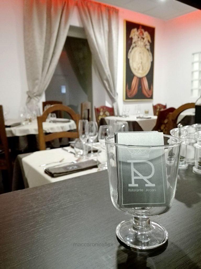 Ristorante Arcani a Genova Bolzaneto