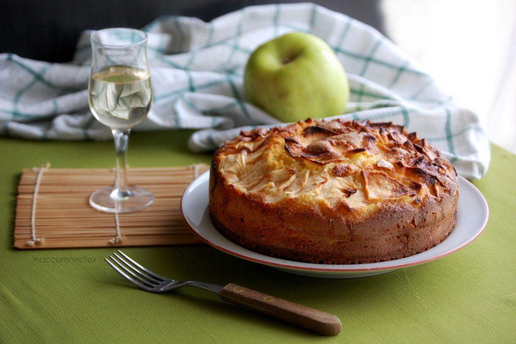 Torta di mele della nonna - ricetta facile
