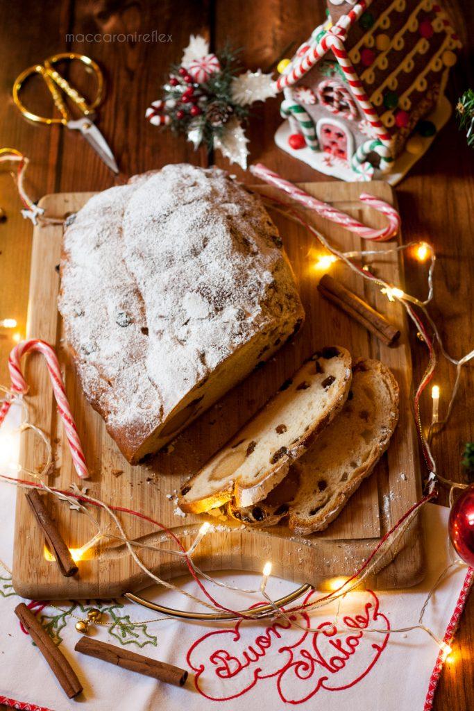 Stollen di Natale ricetta tedesca