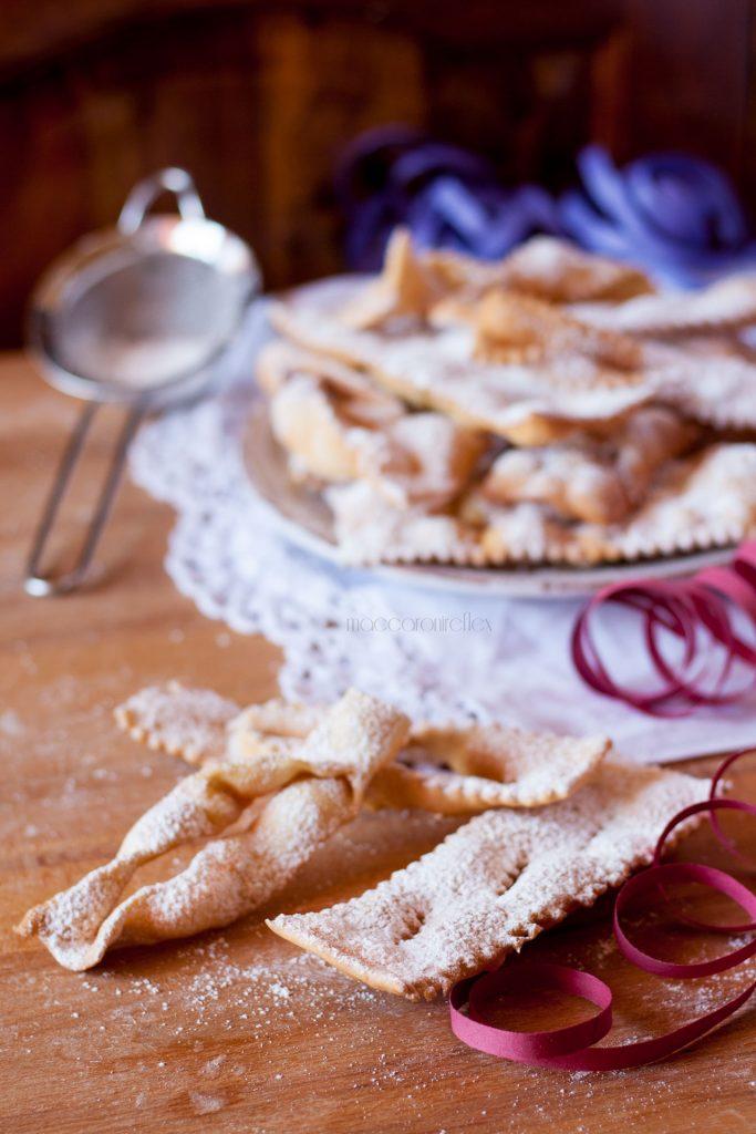 Chiacchiere di Iginio Massari ricetta perfetta