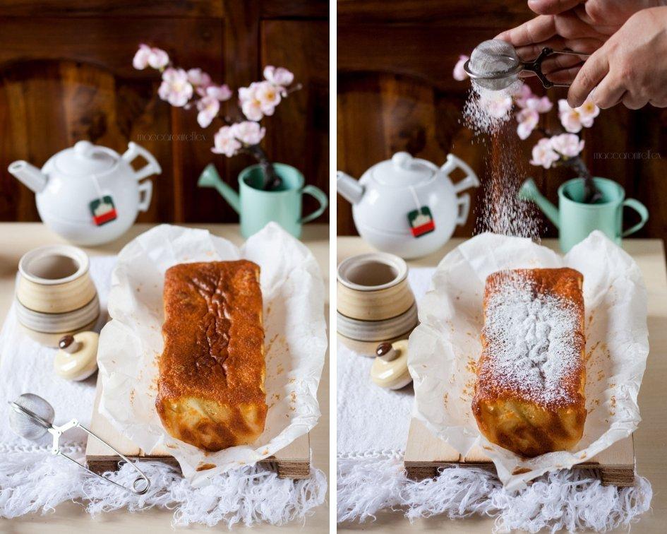 Plumcake soffice per colazione - ricetta plumcake allo yogurt