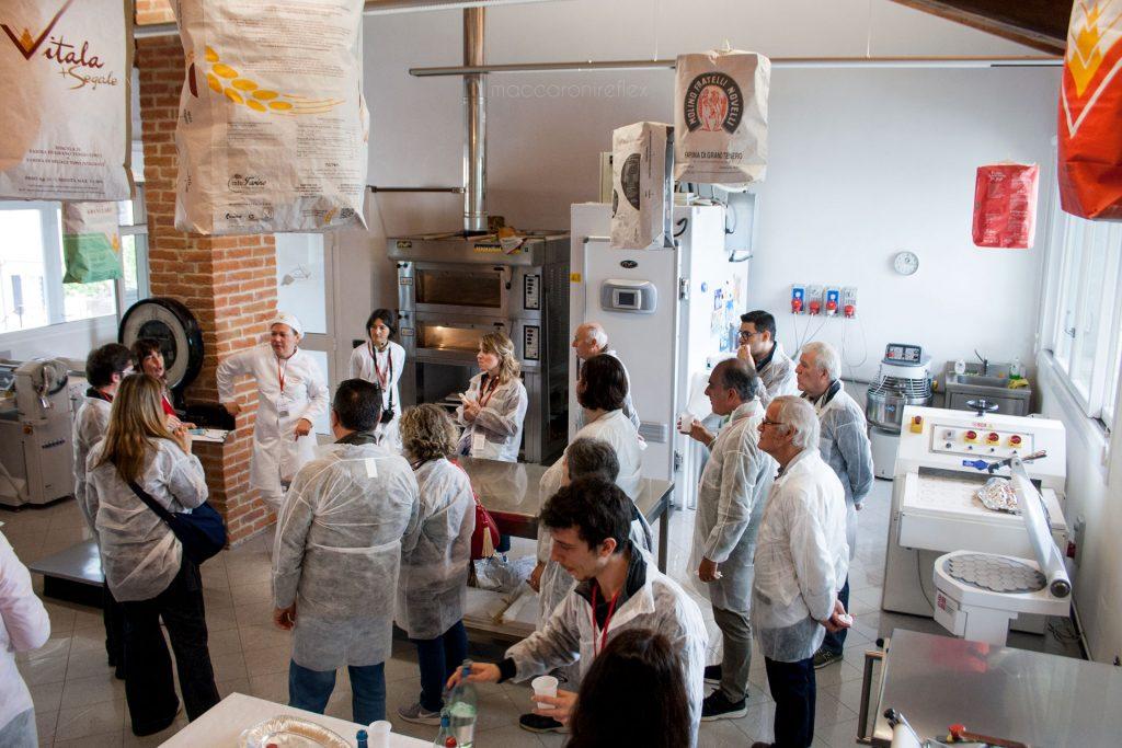 Molini Nova di Felizzano - laboratorio di panificazione