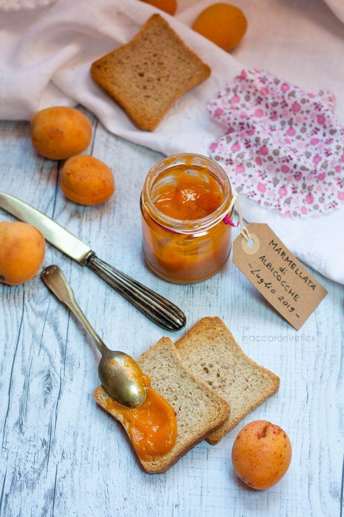 Marmellata di albicocche senza zucchero - ricetta facile con albicocche fresche