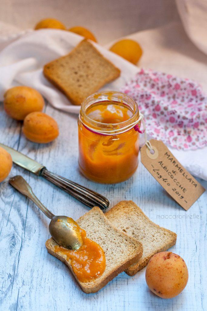 Marmellata di albicocche senza zucchero - ricetta