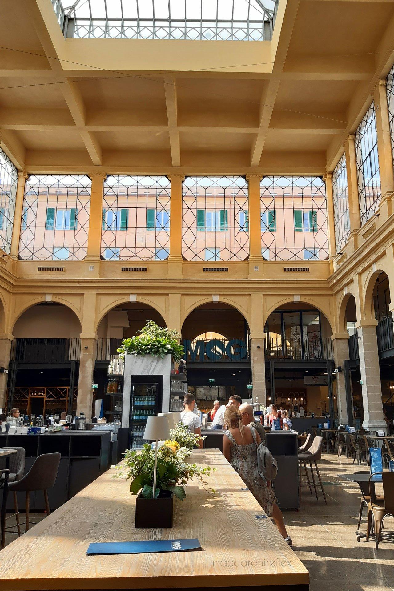 MOG: Mercato Orientale di Genova