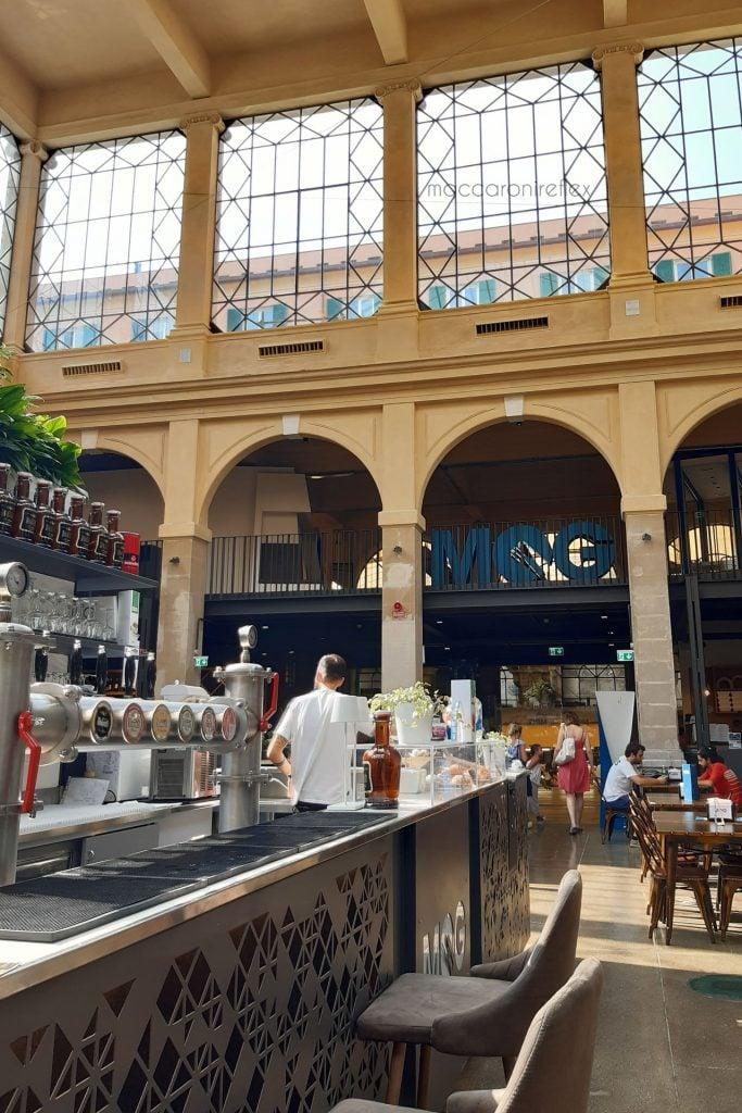 MOG, Mercato Orientale Genova dove fare aperitivo