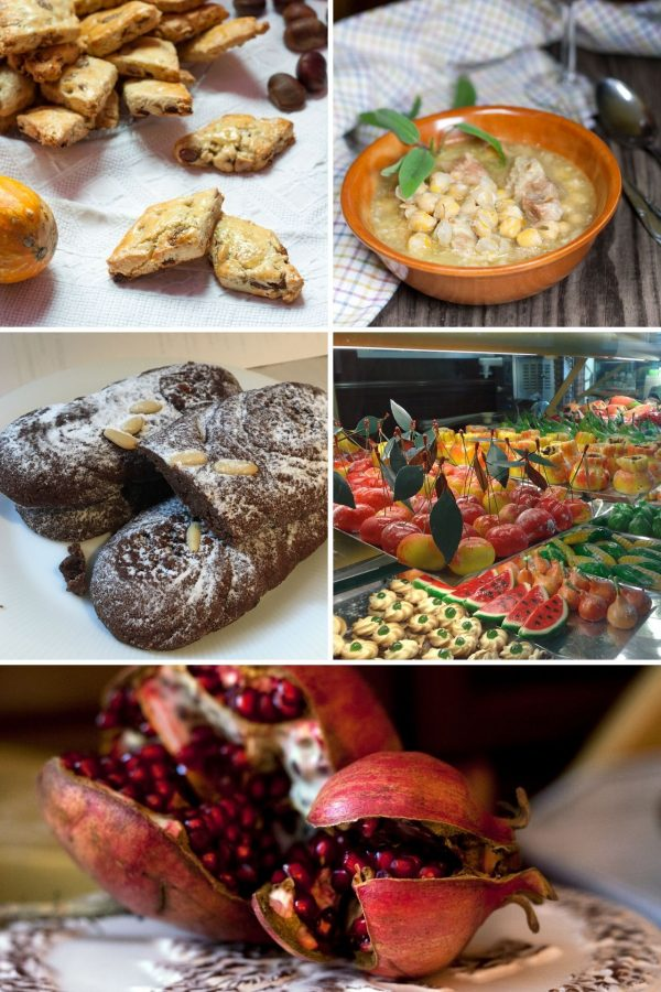 Le ricette tipiche della festa dei morti