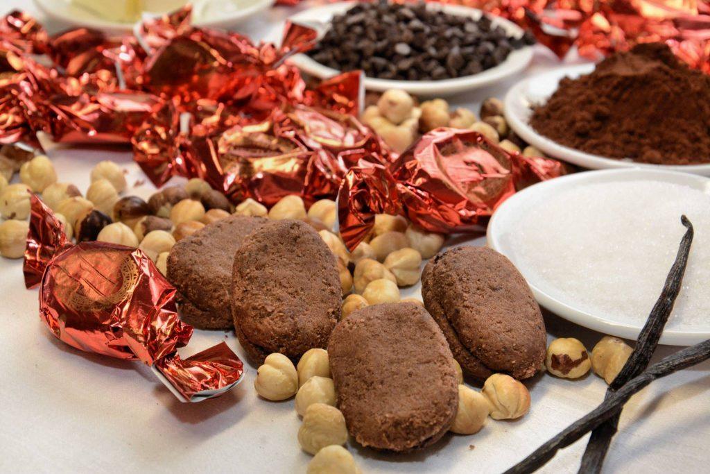 Baci di Gallina - dolci tipici alessandrini da regalare a Natale