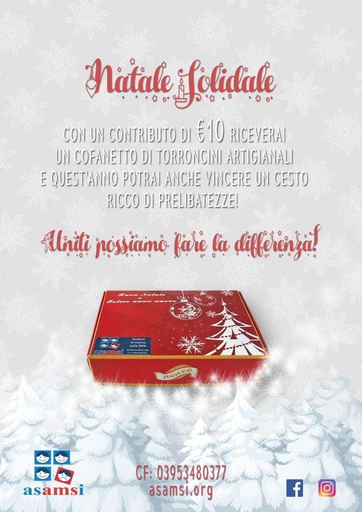 ASAMSI Natale Solidale 2019