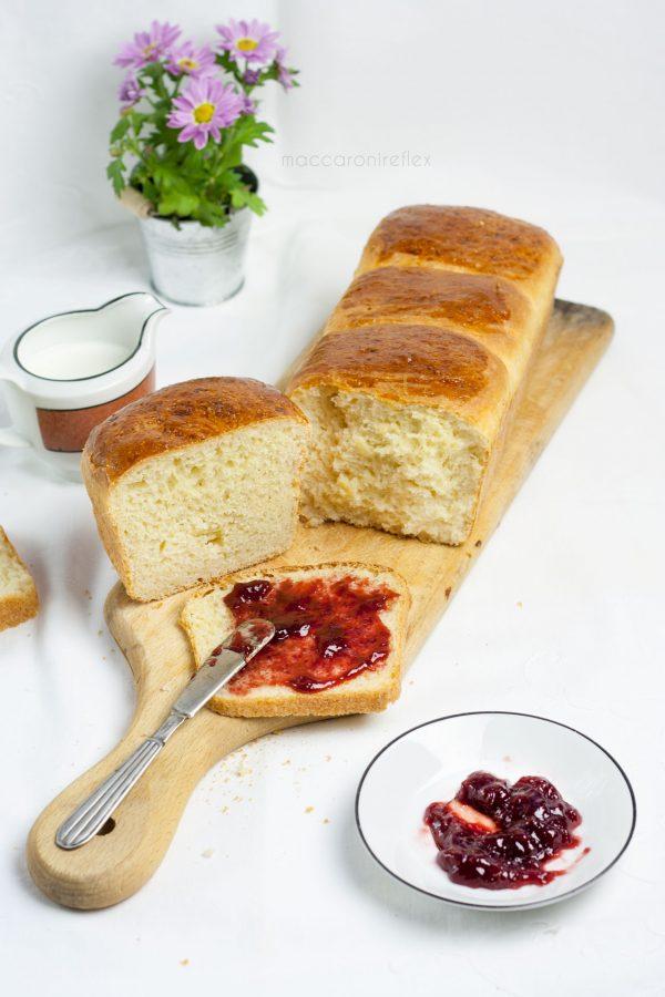 Pane al latte di Hokkaido