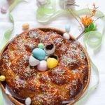 Corona pasquale - ricetta tipica trentina