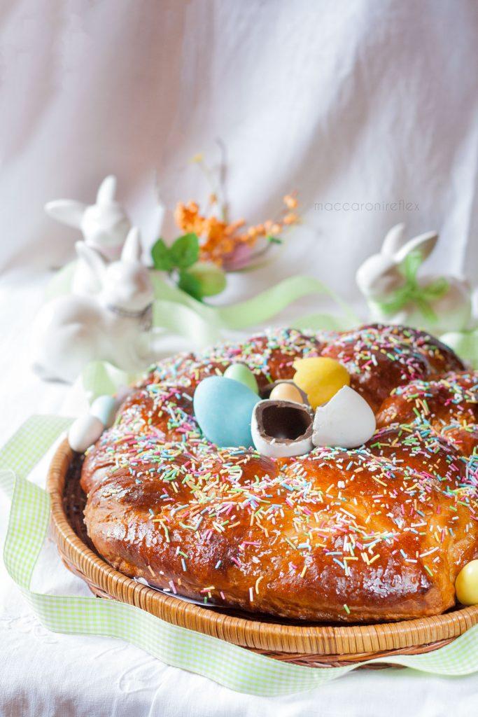 Corona di Pasqua trentina